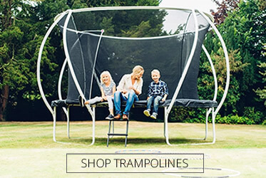 shop plum trampolines